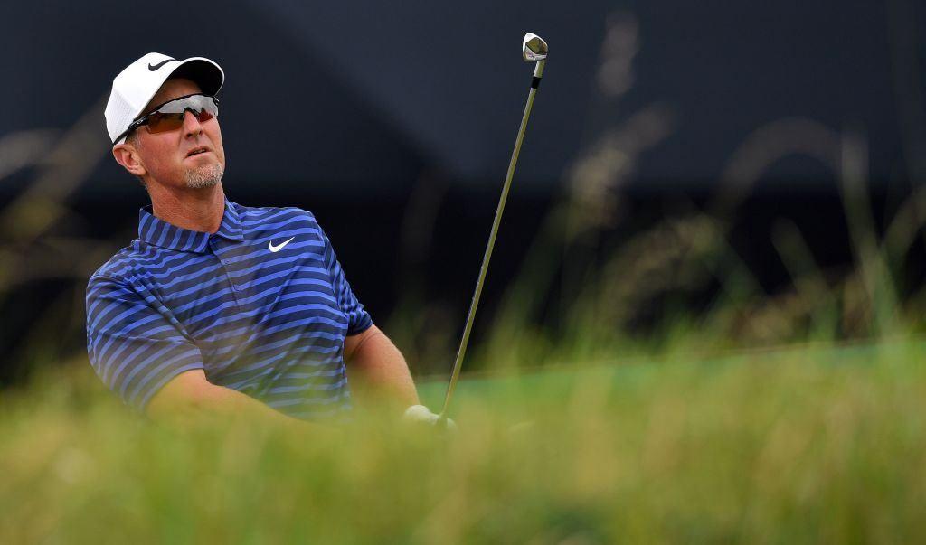 PGA golfer David Duval