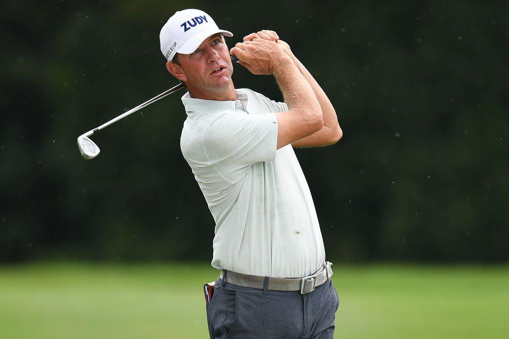 Golfer Lucas Glover