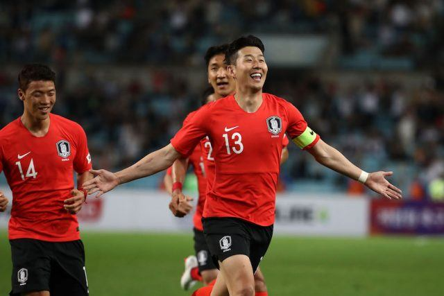 2018 World Cup: Son Heung-min