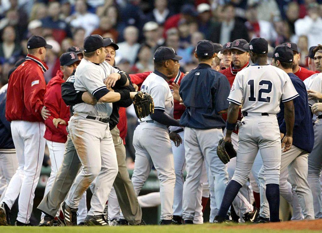 This exchange between Roger Clemens and Manny Ramirez led to the incident between Pedro Martinez and Don Zimmer