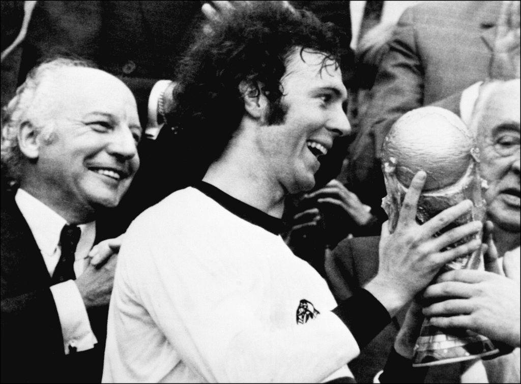 Franz Beckenbauer best young players in World Cup history