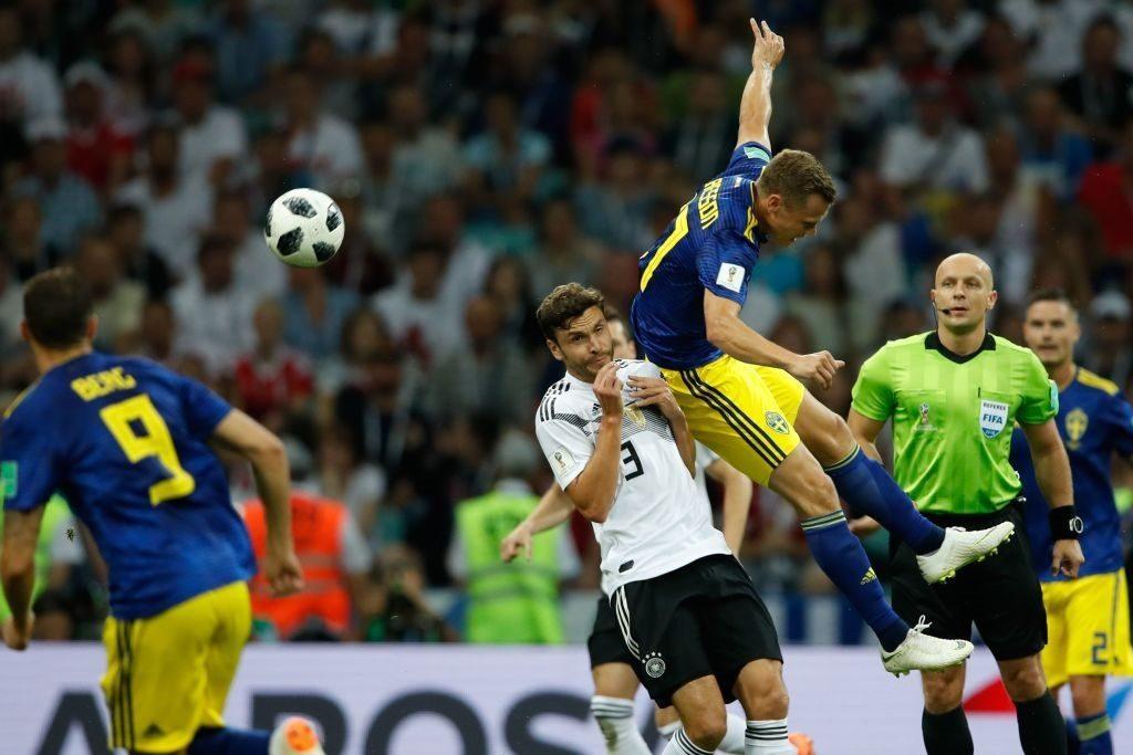 Germany v. Sweden