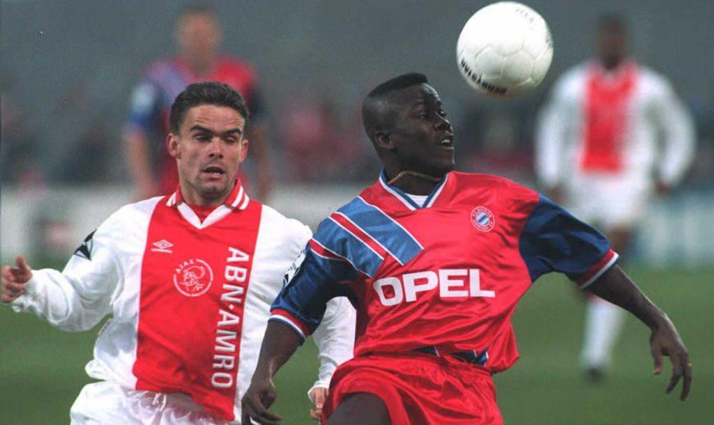 Marc Overmars Dutch league socccer