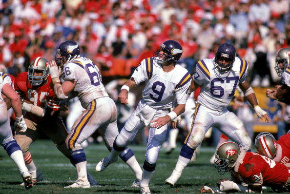 Minnesota Vikings v San Francisco 49ers
