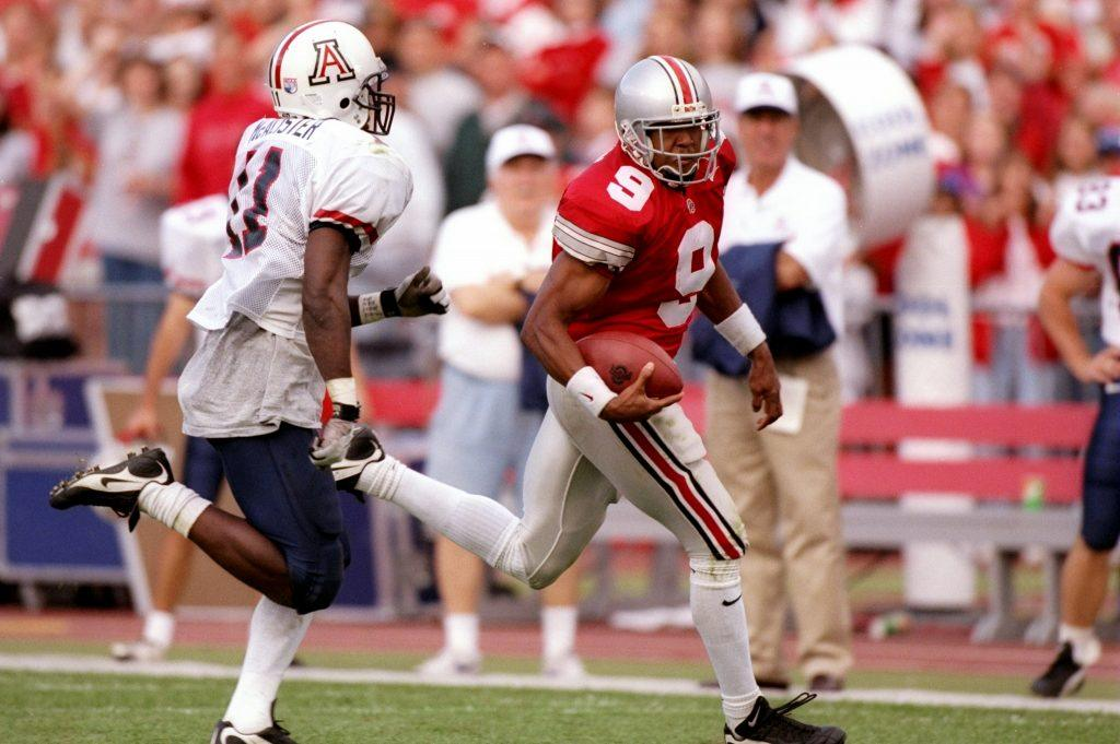 David Boston Ohio State
