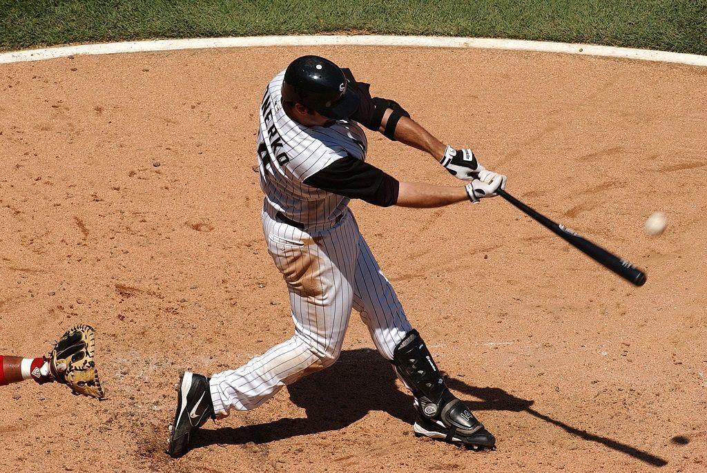 Chicago White Sox first baseman Paul Konerko