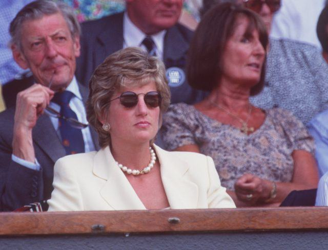 Royals at Wimbledon