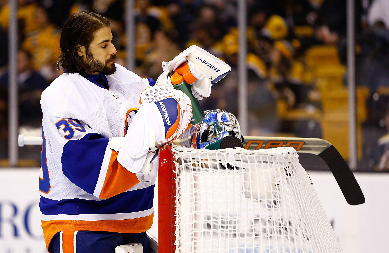 Rick DiPietro New York Islanders