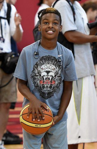 lebron james son