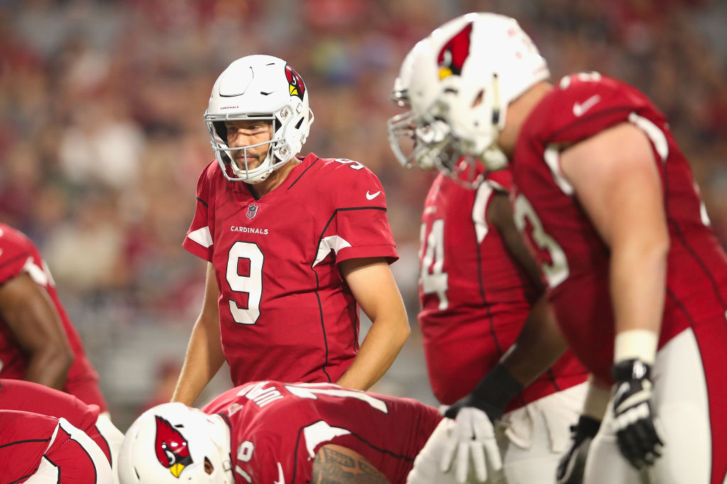 Sam Bradford is one of the highest-paid NFL players in 2018