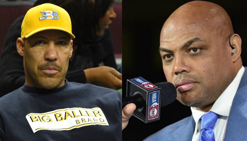 LaVar Ball started a war of words with Charles Barkley