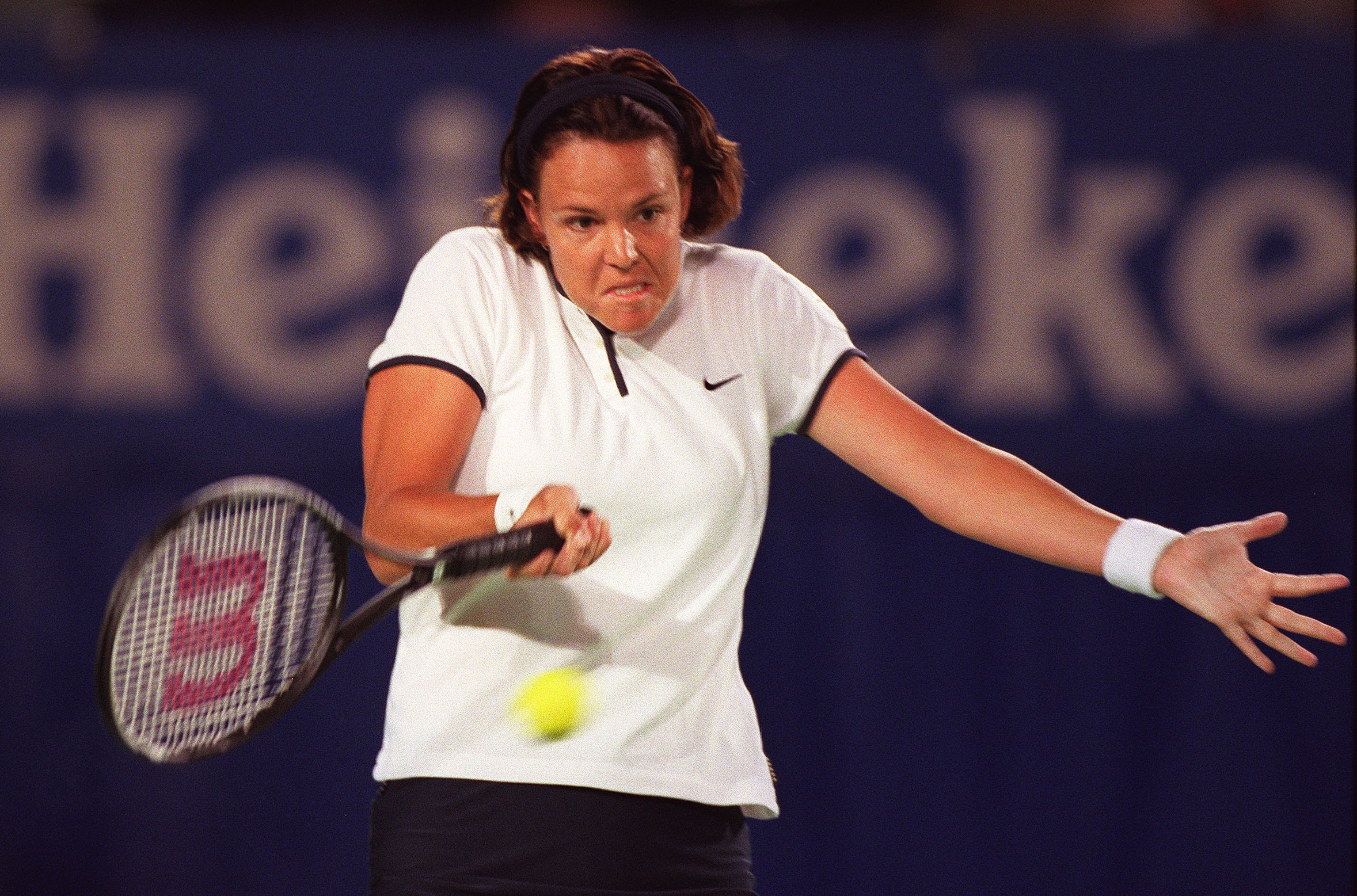 Lindsay Davenport is one of the richest female athletes of all time.