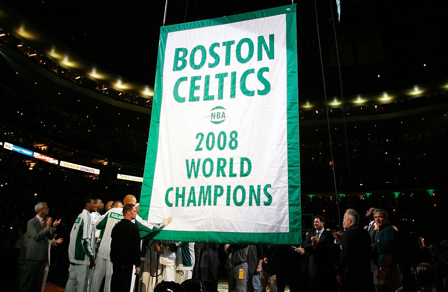 The Boston Celtics' eight straight titles is a sports record that will never fall