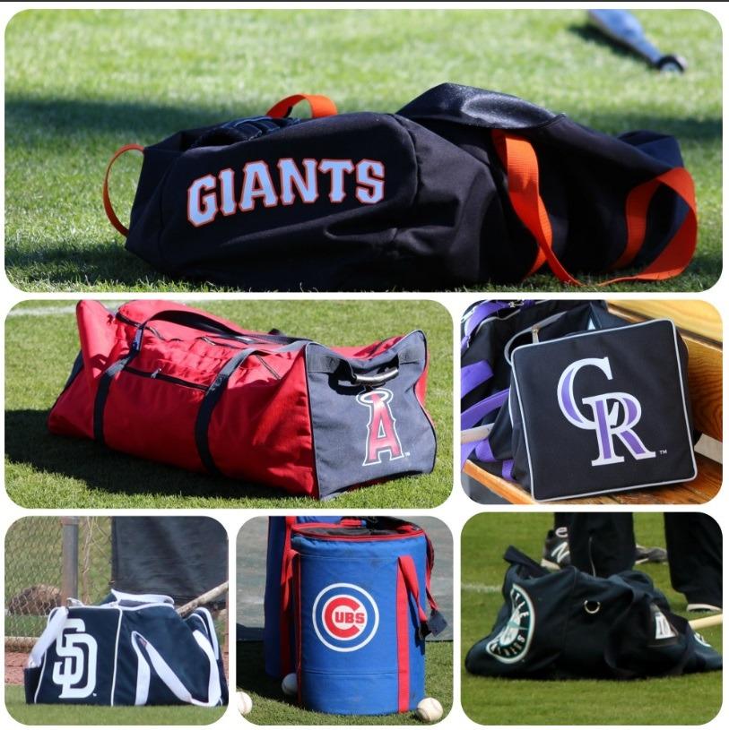 Baseball bags in the modern era