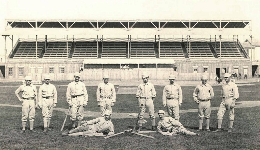 The 1879 Providence Grays