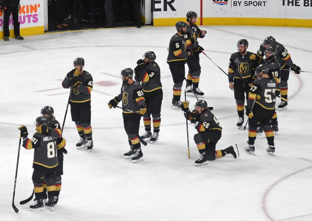 2019 Stanley Cup matchups-Vegas Golden Knights