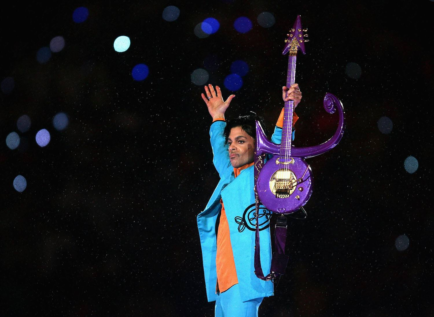 Prince, Super Bowl halftime performers