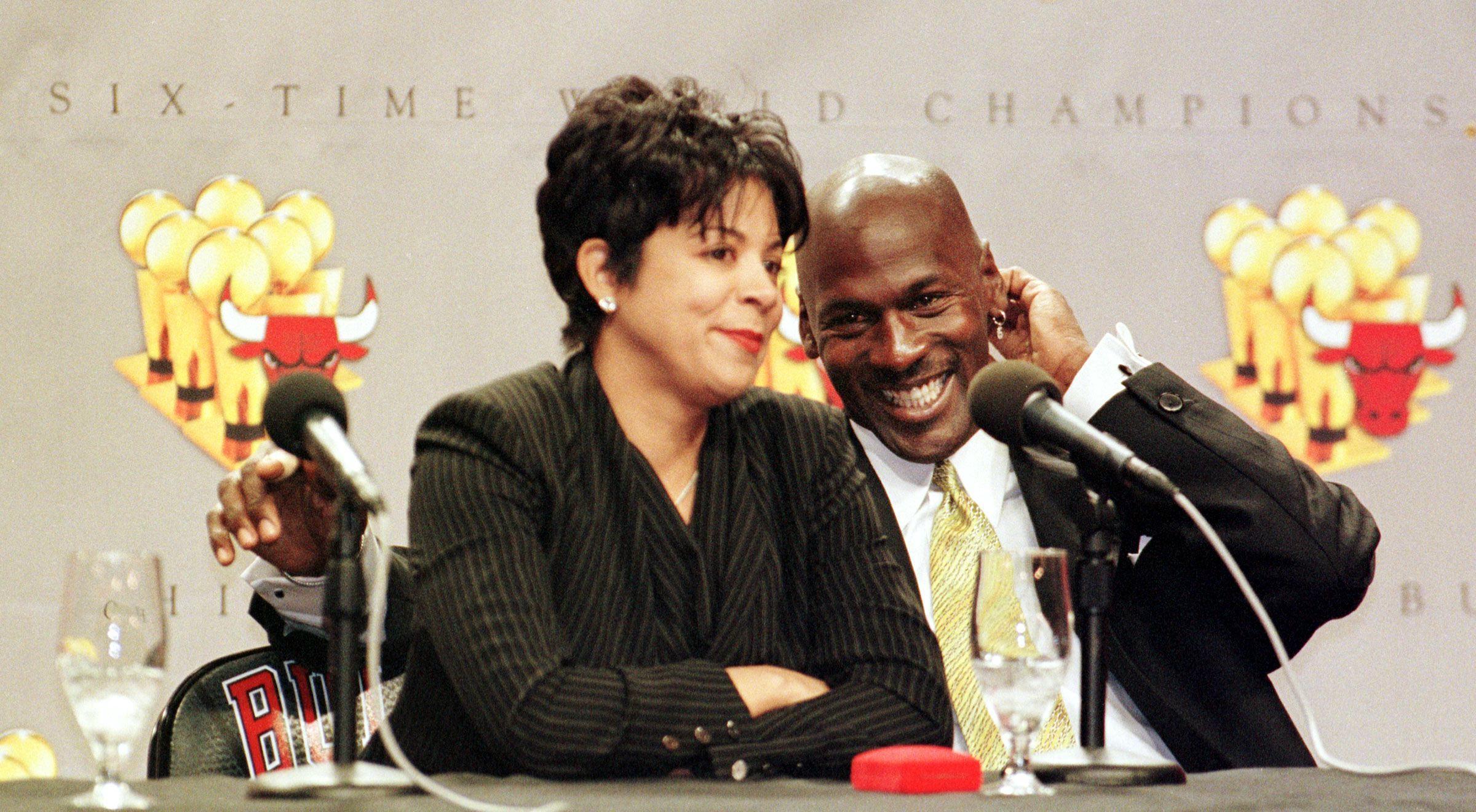 Michael Jordan's amazing life 1999 retirement