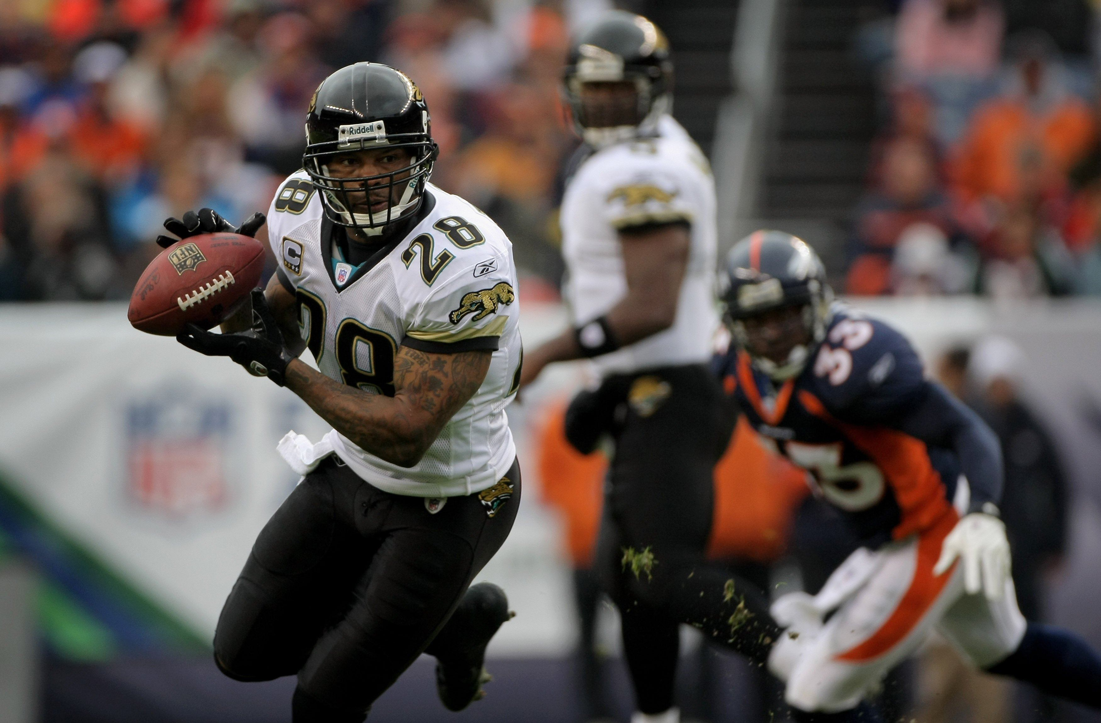 Fred Taylor Jacksonville Jaguars