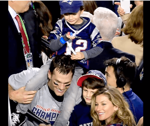 What Sports Do Tom Brady S Kids Play