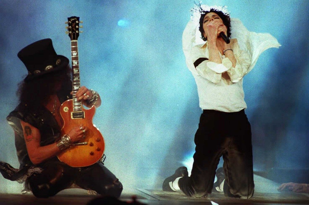 Michael Jackson Super Bowl halftime performers