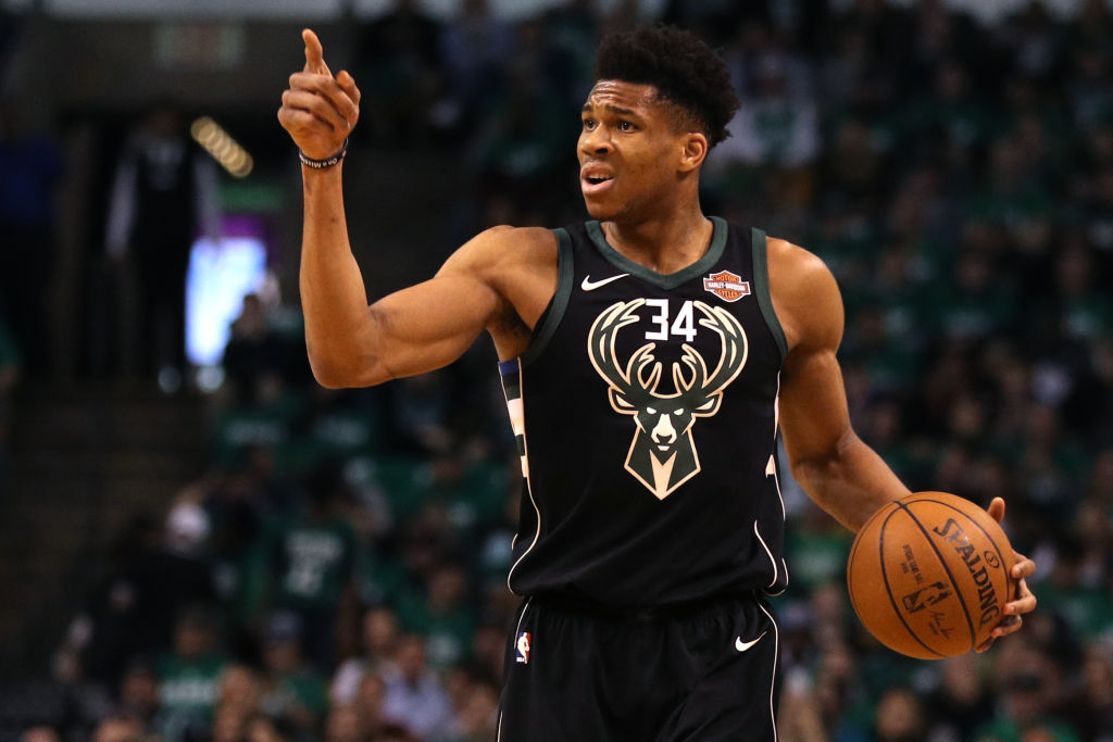 What Are The Wingspan And Vertical Of Nba Star Giannis