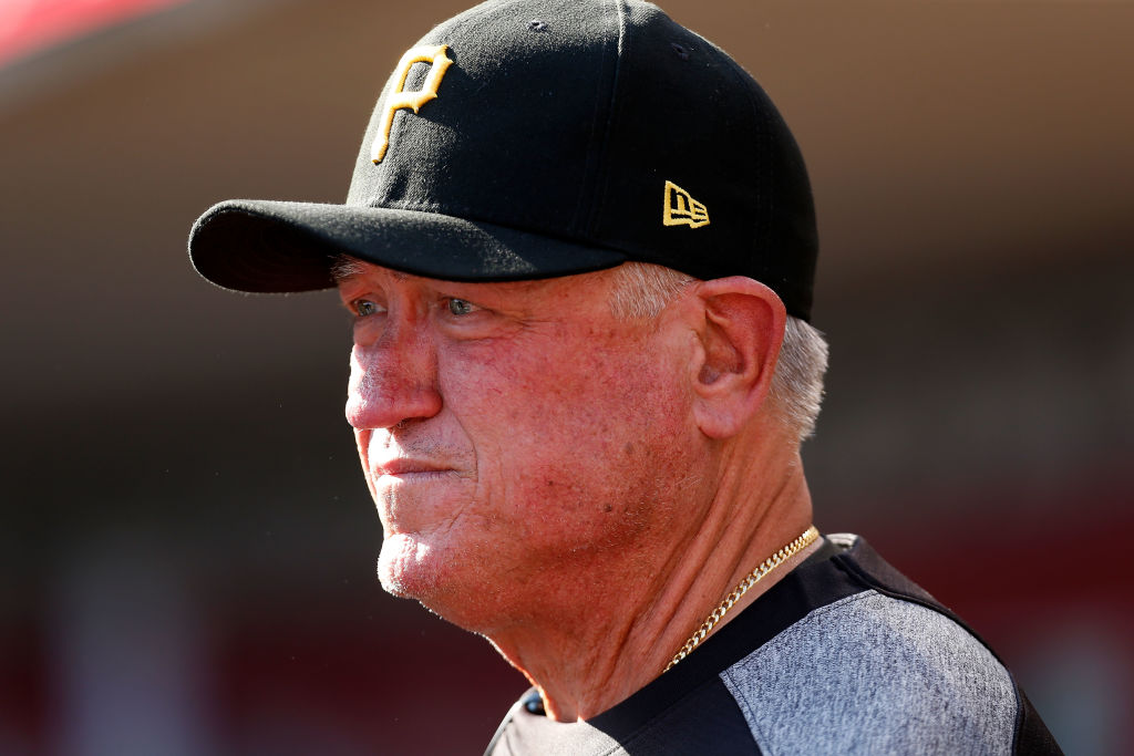 Pittsburgh's Clint Hurdle is one of the active MLB managers with the most career wins.