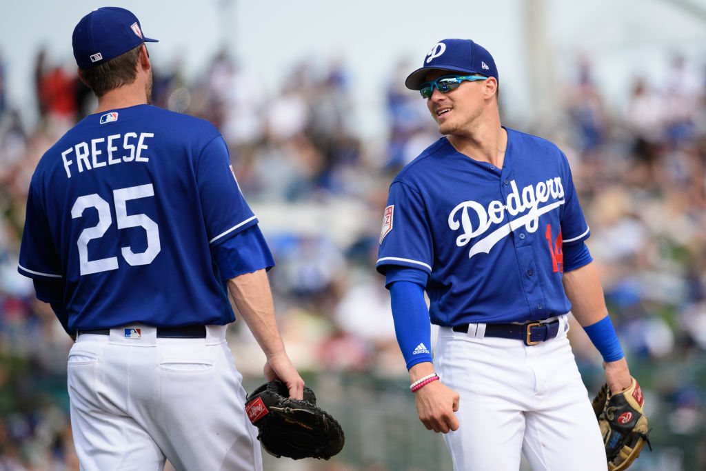 The Los Angeles Dodgers have some of the best World Series odds in baseball.