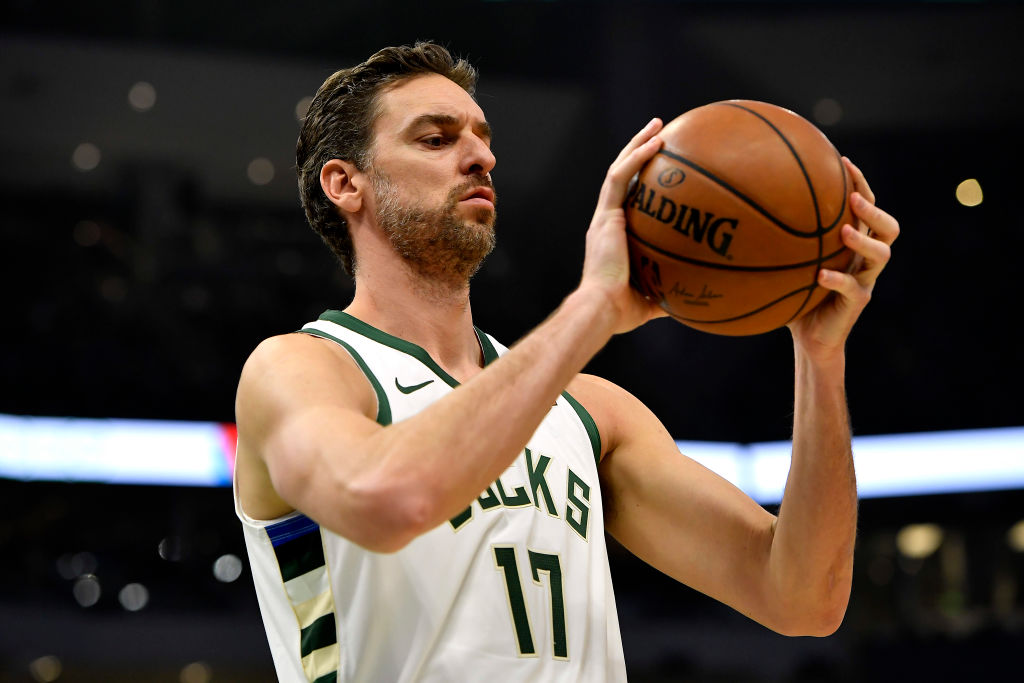 Pau Gasol is a good fit for the Milwaukee Bucks