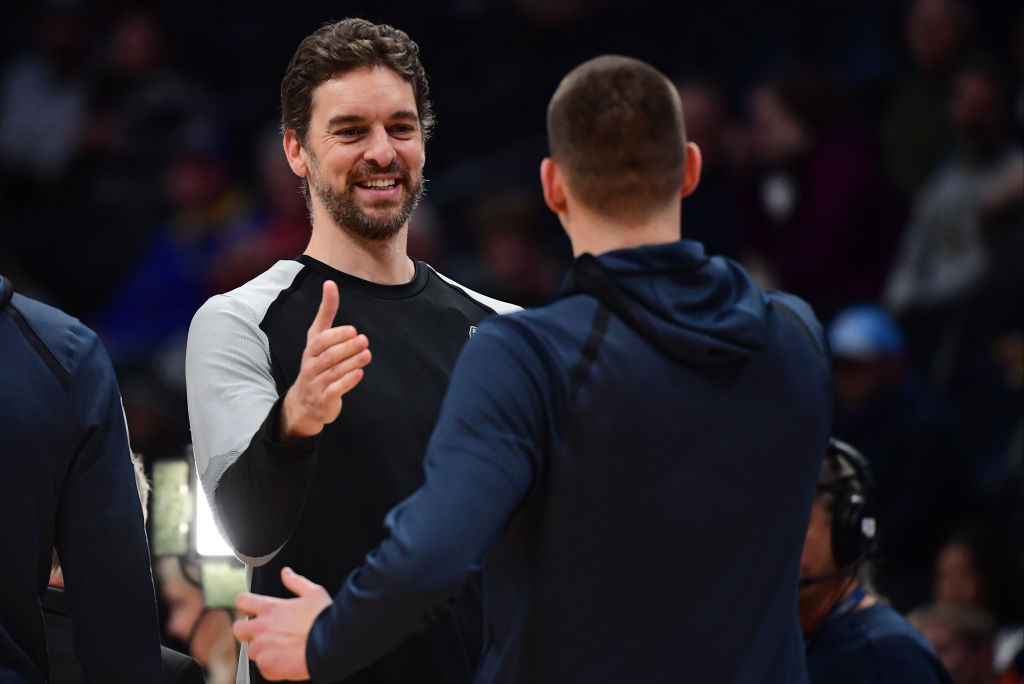 Pau Gasol is one of the highest-earning active NBA players