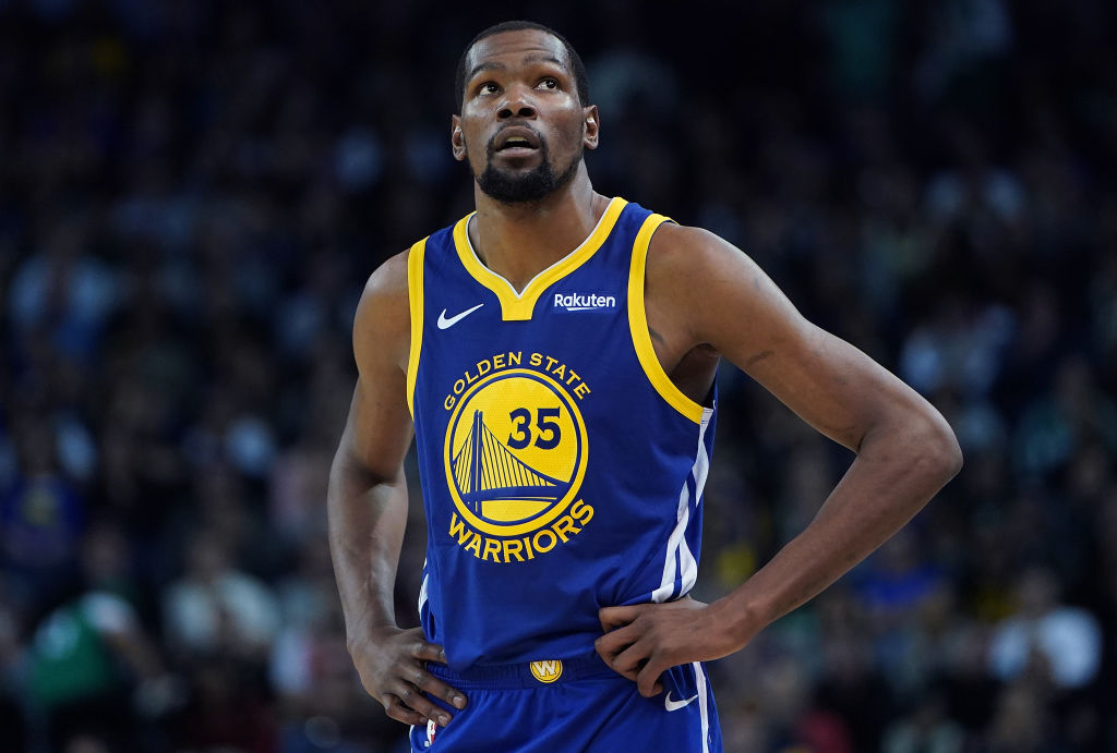 Who is the best player in the NBA -- Kevin Durant or LeBron James?