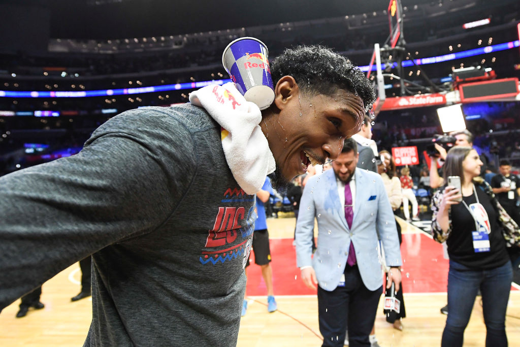 Lou Williams is the highest-scoring NBA reserve player ever.