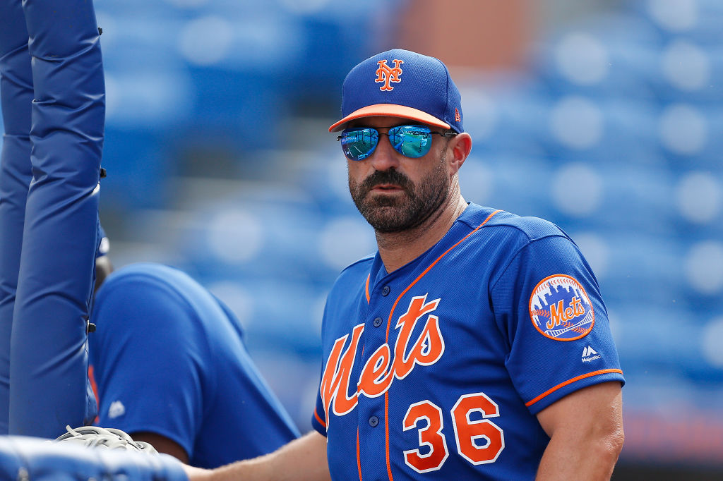 Mets manager Mickey Callaway might be one of the MLB managers who doesn't survive the 2019 season