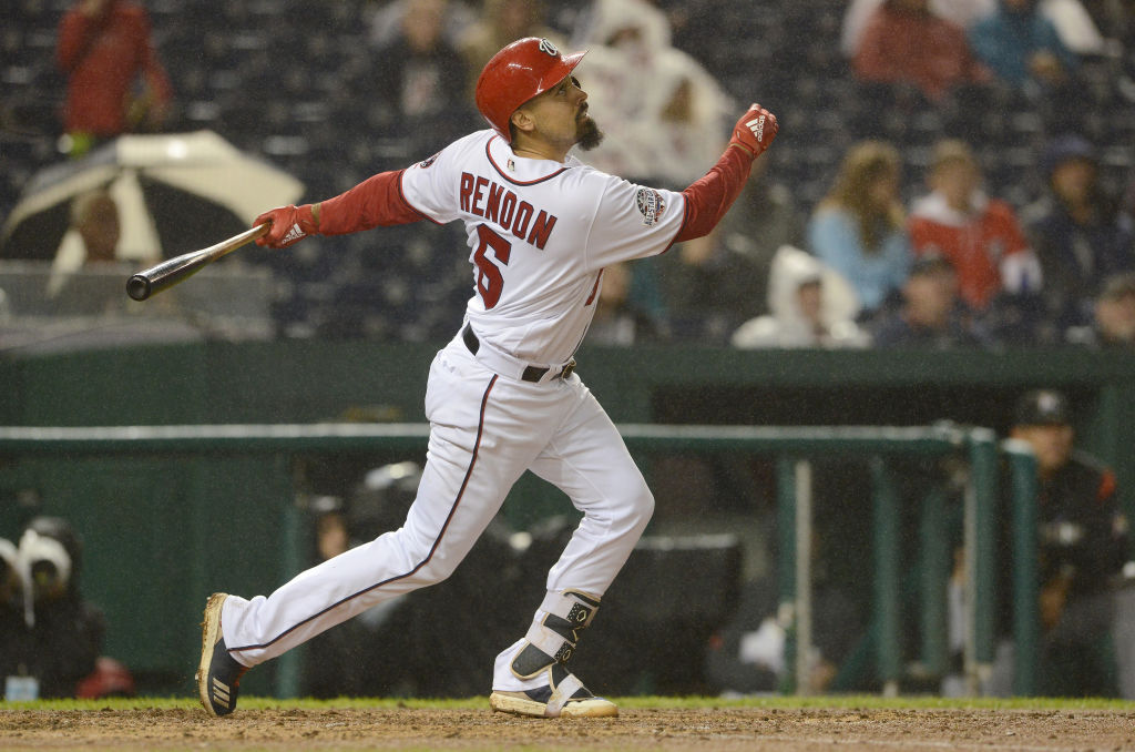 Washington's Anthony Rendon is one of the sleeper MVP candidates in 2019.