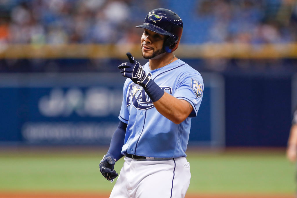 Tampa's Tommy Pham is one of the sleeper MVP candidates in 2019.