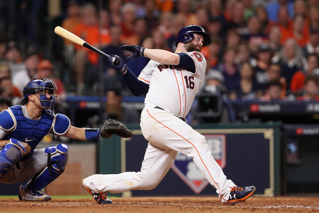 Brian McCann is one of the active MLB players with the most grand slams.