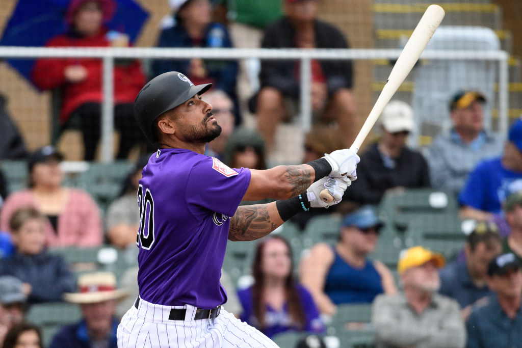 It's almost a lock that Colorado's Ian Desmond will be one of the hitters won't match their 2018 numbers.