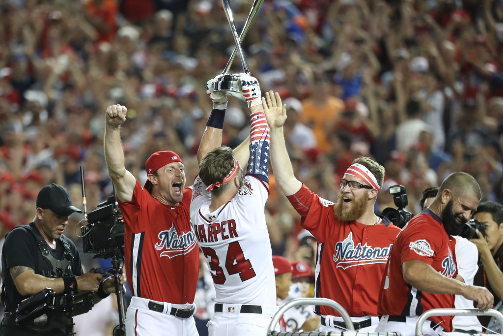 Under proposed new MLB rules, the home run derby winner receives $1 million.