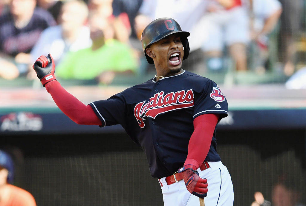 Cleveland's Francisco Lindor is one of the best shortstops in baseball.