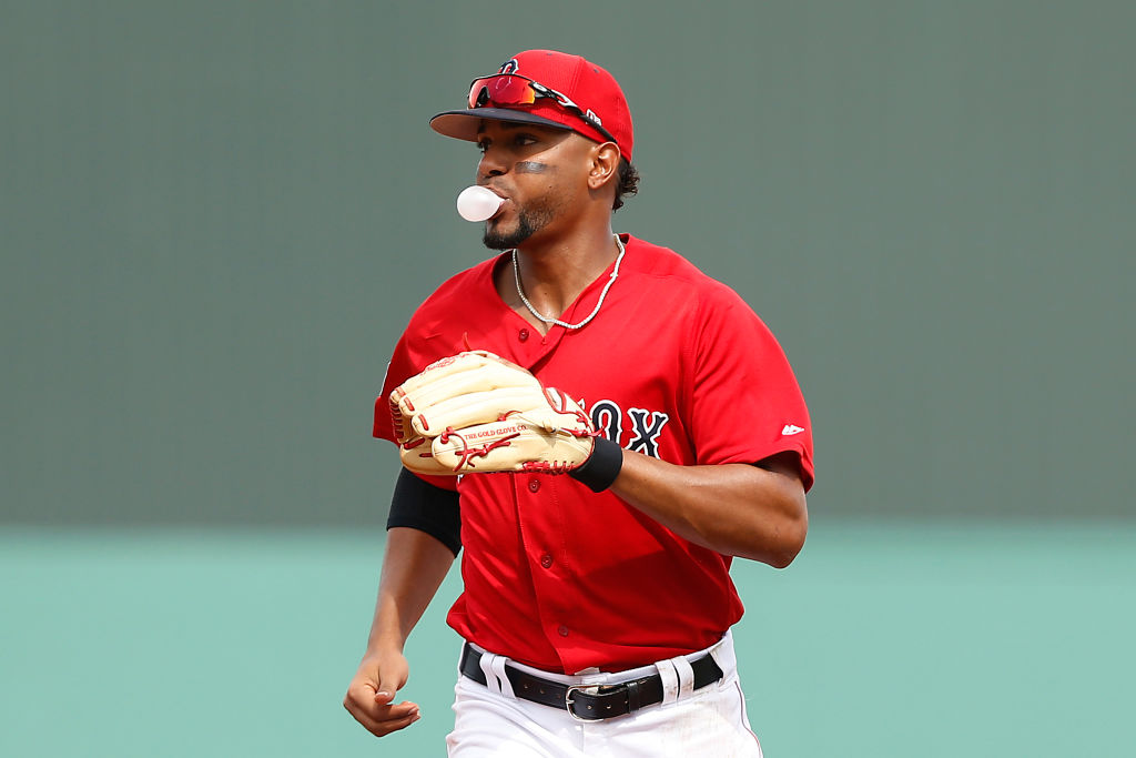 Boston's Xander Bogaerts is one of the best shortstops in baseball.