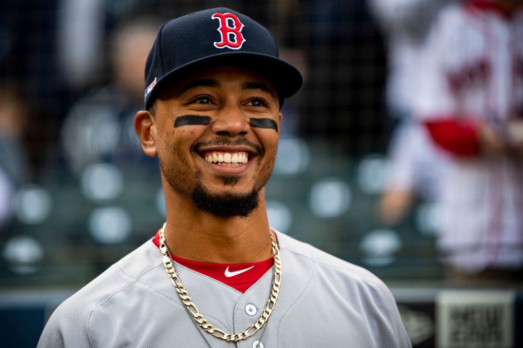 Mookie Betts will be the best free agent on the market in 2020, and he should cash in because of it.