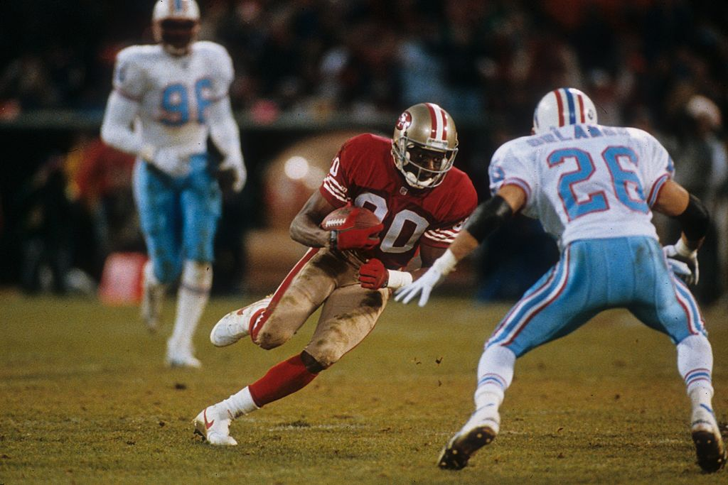 The Patriots unloaded the draft pick that became Jerry Rice in one of the worst NFL trades ever.