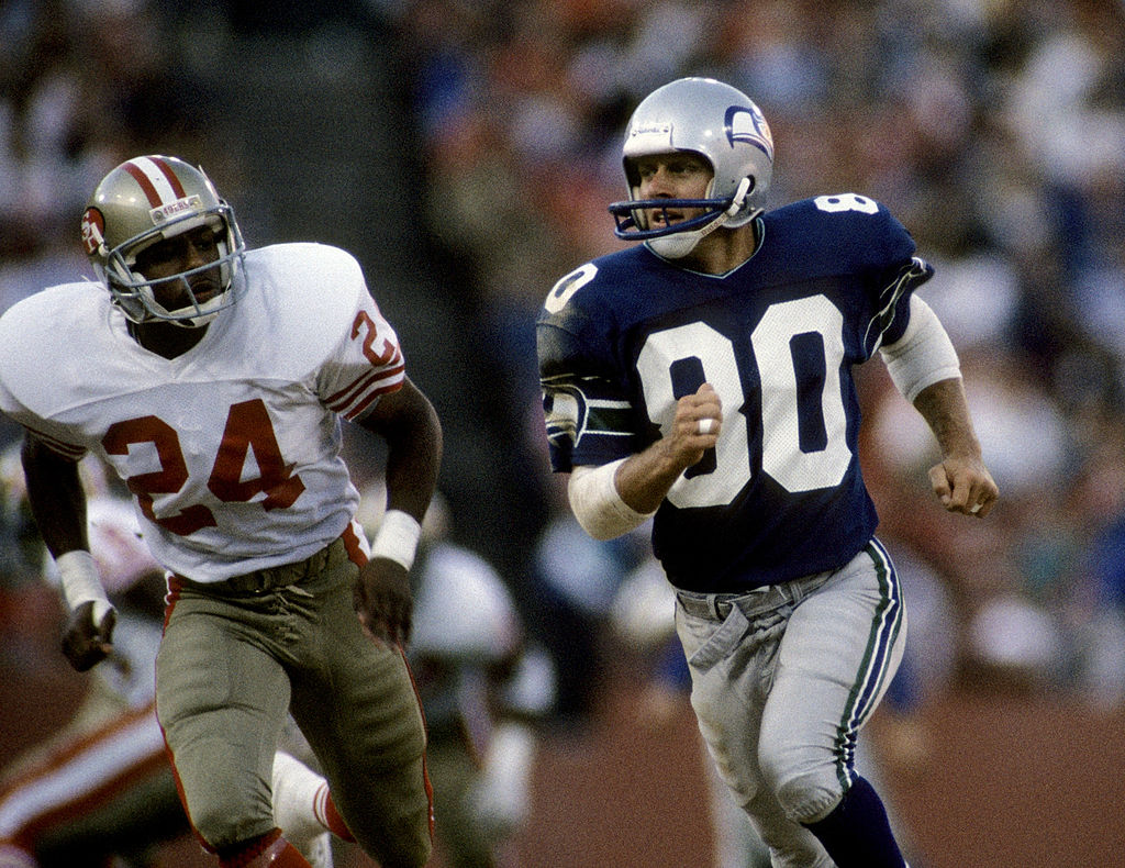 Steve Largent had a hall of fame career, and the Oiler shipped him out in one of the worst NFL trades ever