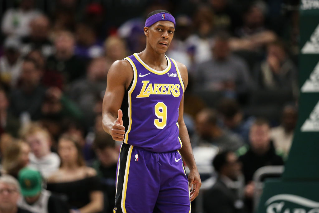 Rajon Rondo is one of the most hated players in the NBA.