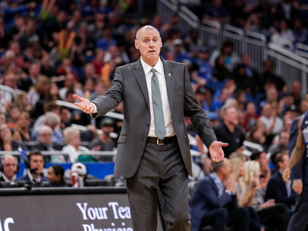 Rick Carlisle is one of the active NBA coaches with the most wins.