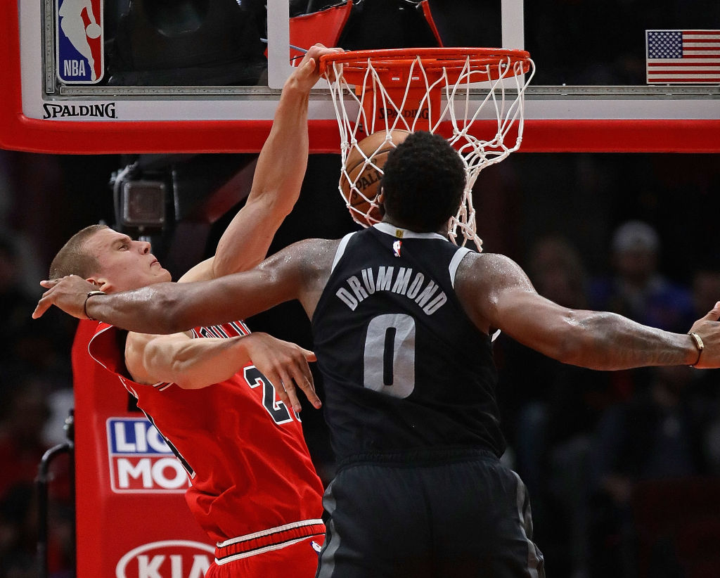 Along with Wendell Carter, the Bulls' Lauri Markkanen is part of one of the best frontcourt duos in the NBA
