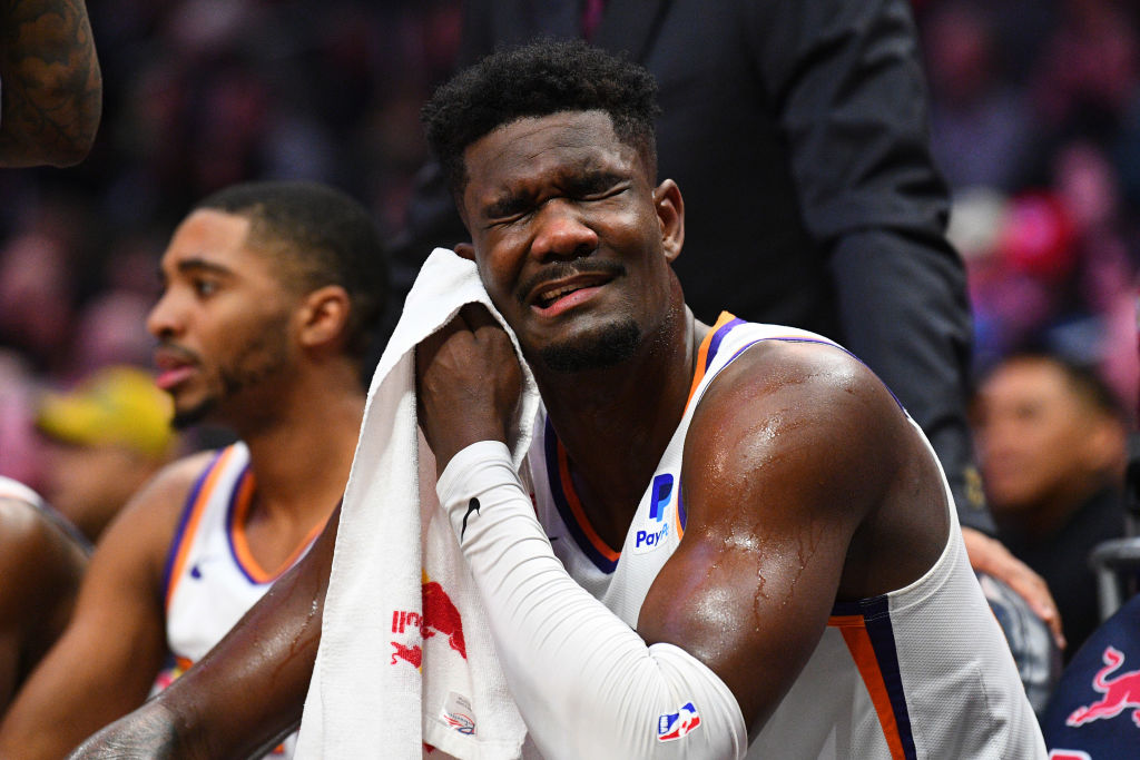 The Suns The Knicks have one of the longest NBA playoff droughts