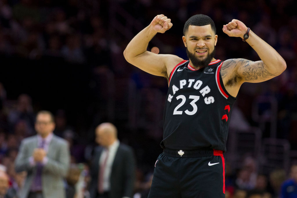 Fred VanVleet is a candidate to win NBA Sixth Man of the Year
