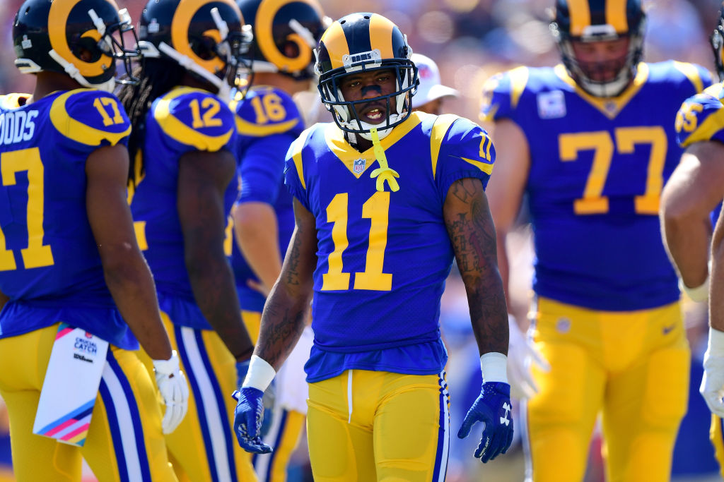 Tavon Austin is one of the combine stars who struggled in the NFL.