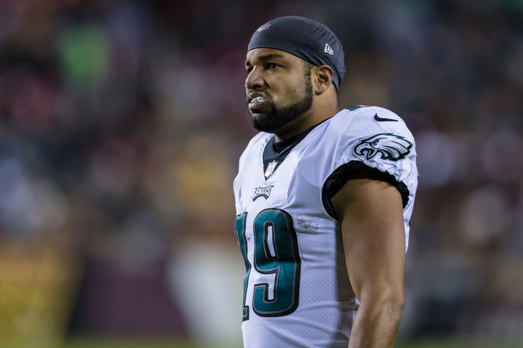 Golden Tate is a good player, but he doesn't really fit the Giants' system, which is why his signing is one of the worst moves in NFL free agency in 2019.